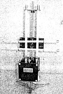 Augustov psihrometar sa minimalnim i maksimalnim termometrom