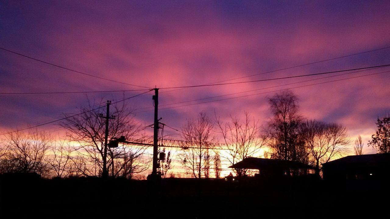 Izlazak sunca Bačka Palanka - 12. dec (Foto: Zivkovic Capljak Zeljka)