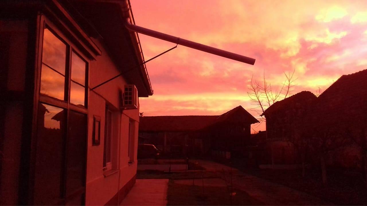 Izlazak sunca u Elemiru - 12. dec (Foto: Pajić Kristina)