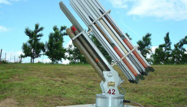 Lanser protivgradne rakete