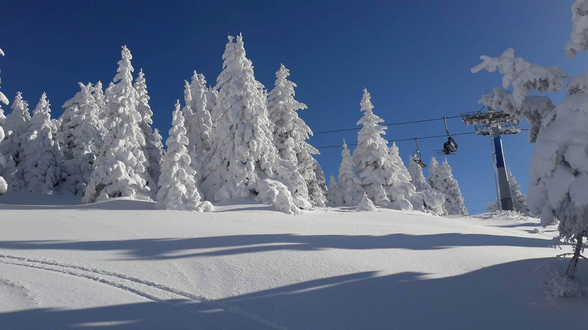 Snežna idila na Kopaoniku (3) - 21. decembar 2017
