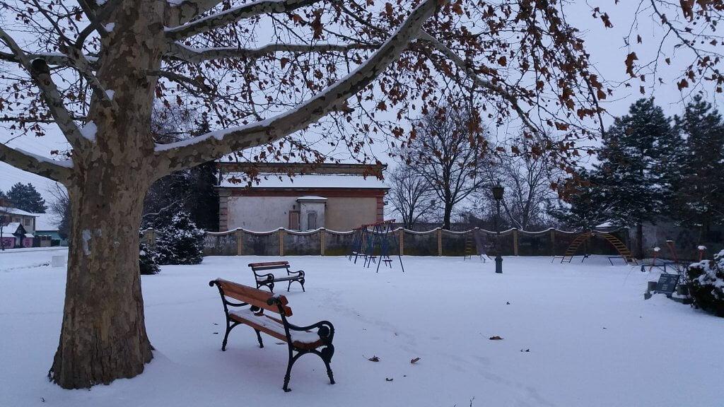 Crvenka pod snežnim pokrivačem (2) - 28. februar