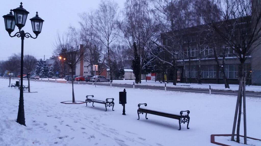 Crvenka pod snežnim pokrivačem - 28. februar