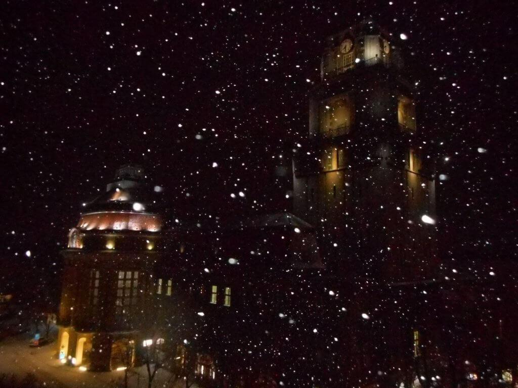 Sneg u Senti večeras - 26. feb 2018