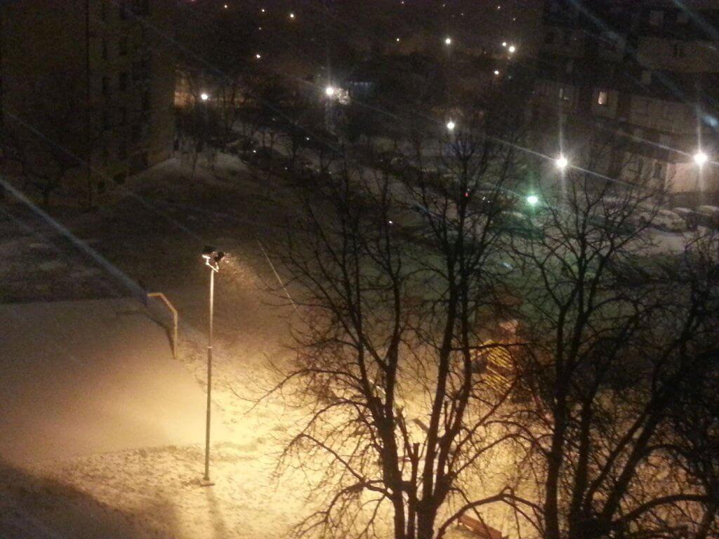 Sneg u Subotici - 26. feb 2018