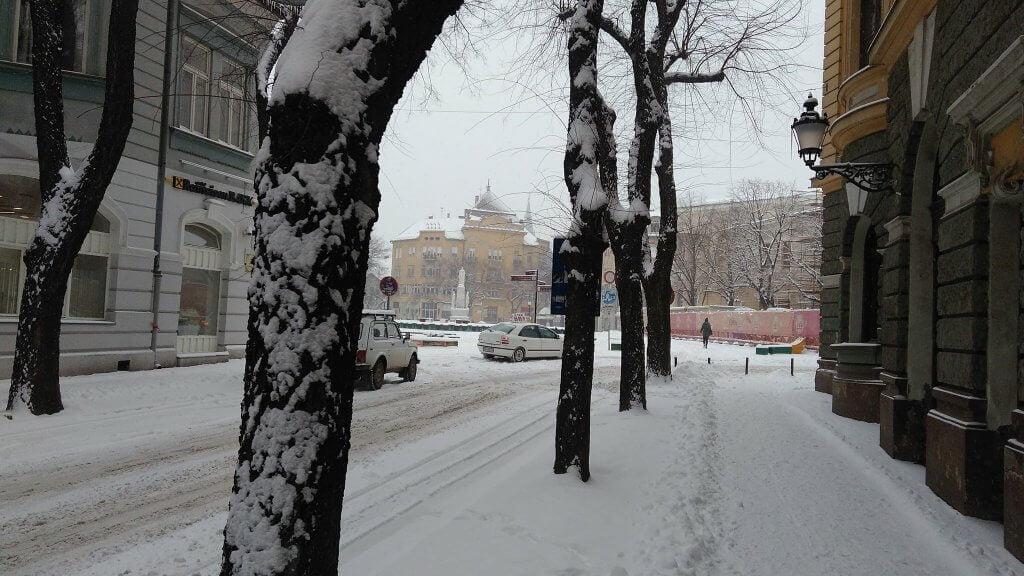 Sneg u Subotici (3) - 27. feb ujutru
