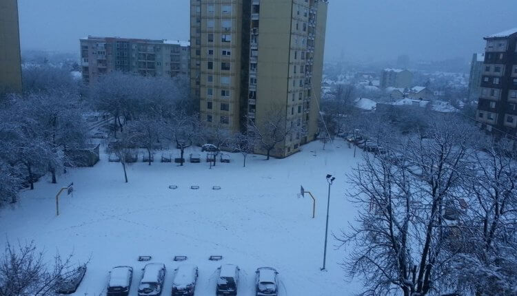 Subotica - 21. feb ujutru