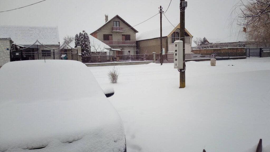 Vršac pod snegom (2) - 28. februar