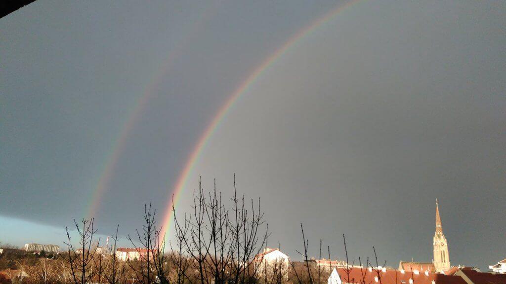 Dupla duga Subotica