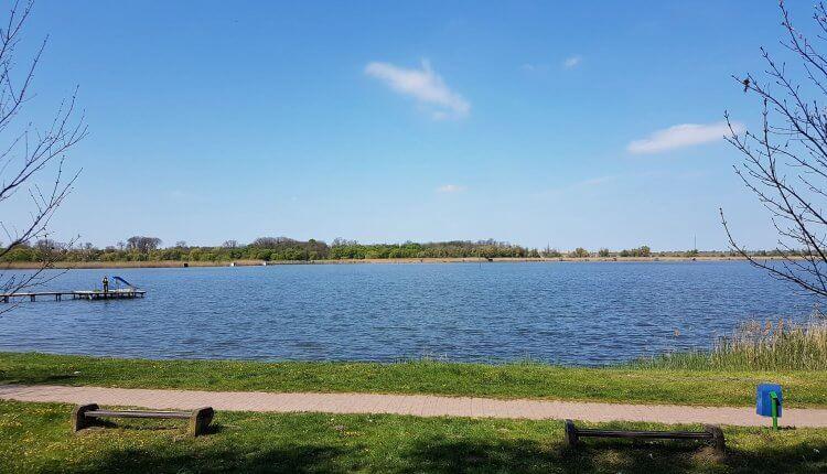 Proleće na jezeru kraj Bačke Topole (april 2017)