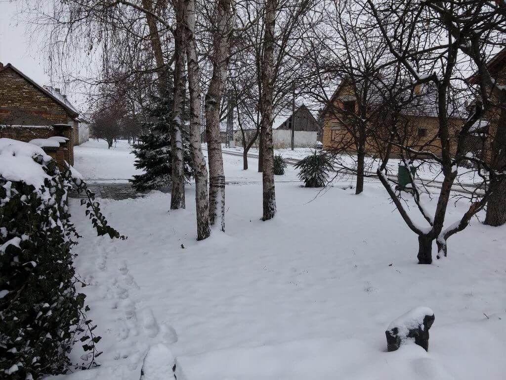 Sneg u Sivcu - 19. mart 2018