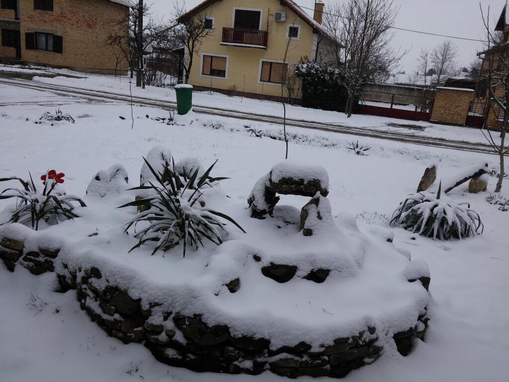 Sneg u Sivcu (2) - 19. mart 2018