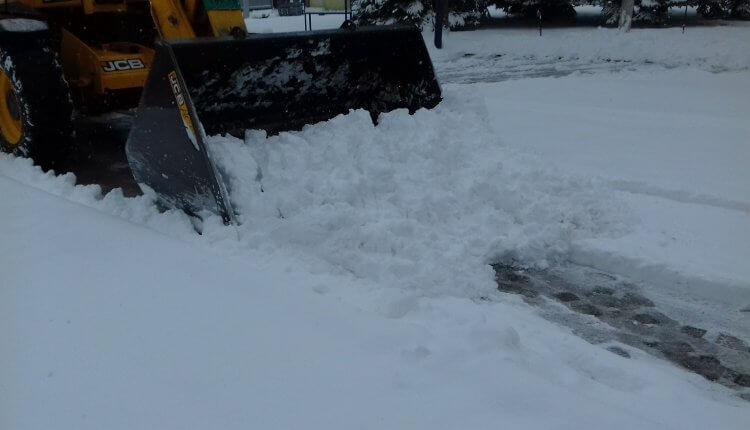 Sneg u Zrenjaninu - 23. mart 2018
