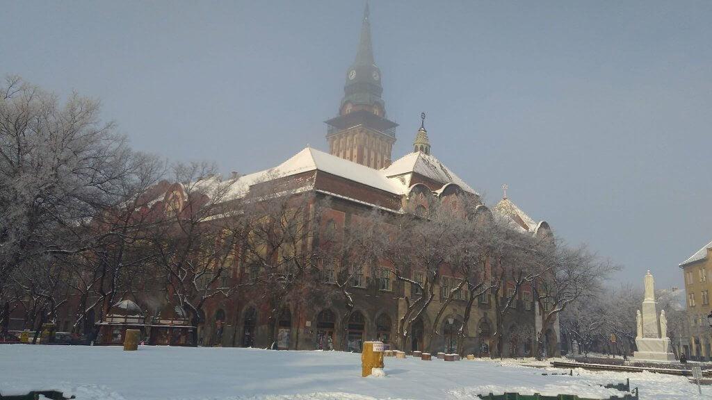 Subotica na -20 - 1. mart