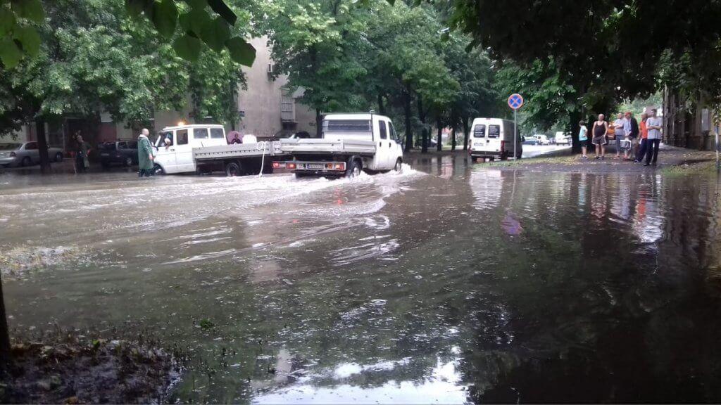 Pančevo pod vodom