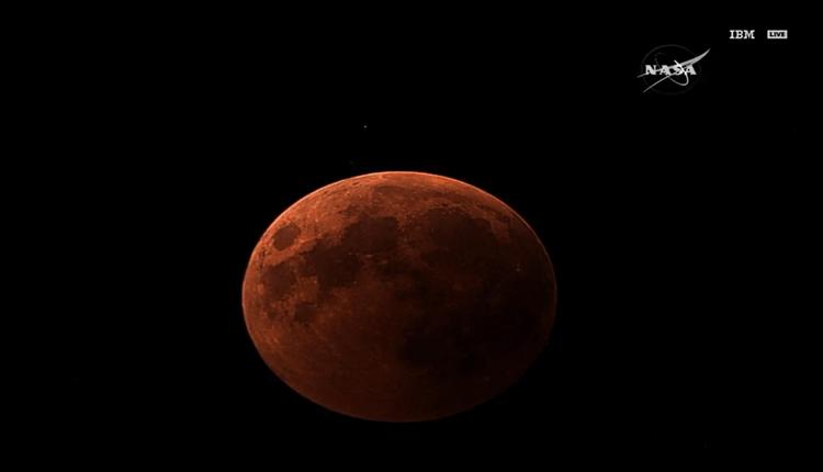 Pomračenje meseca 27. jul 2018