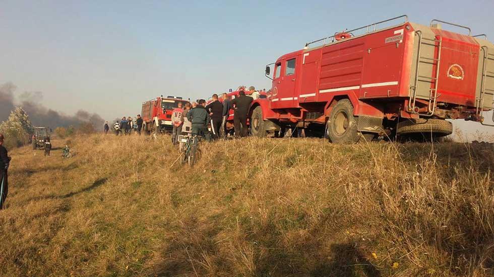 Jučerašnji požar na Carskoj Bari (4)