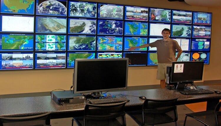 Penn States meteorološki centar