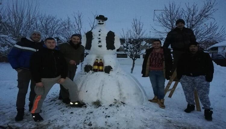 Snežni Lala iz Bašaida