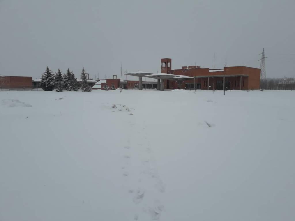 Više od 20cm snega ima i u Zrenjaninu
