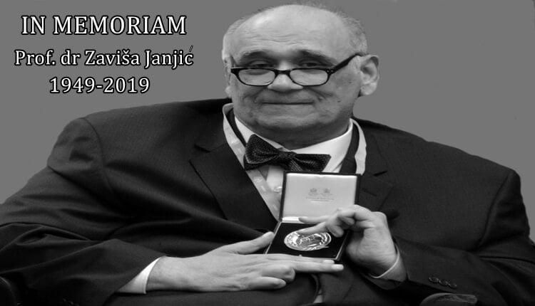 Preminuo prof dr Zaviša Janjić