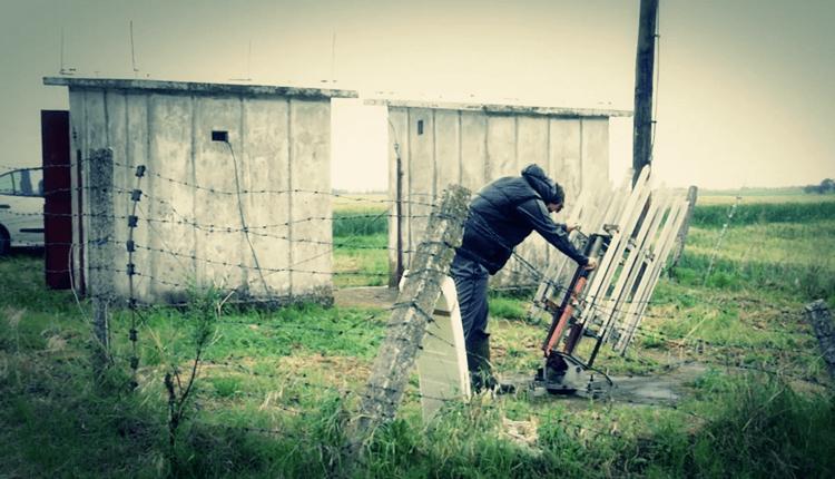 Najmlađi protivgradni strelac opštine Kula - Nikola