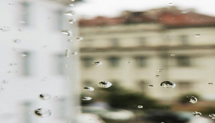 Kišne kapi u Novom Sadu (Foto: Ljiljana Dožić)
