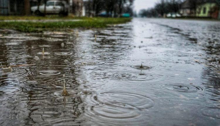 Današnja kiša u Kucuri